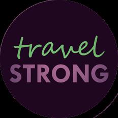 Travel Strong Logo