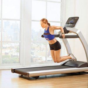 Treadmill Floating Dip