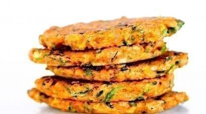 Easy Vegetable Fritters