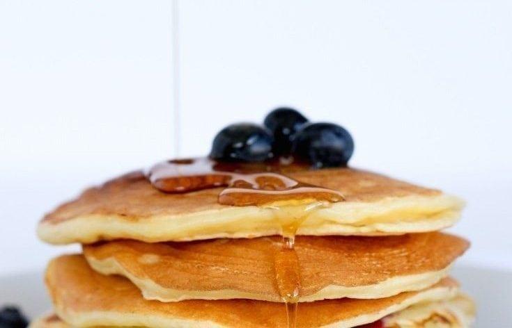 10 Easy Pancake Breakfasts Under 315 Calories