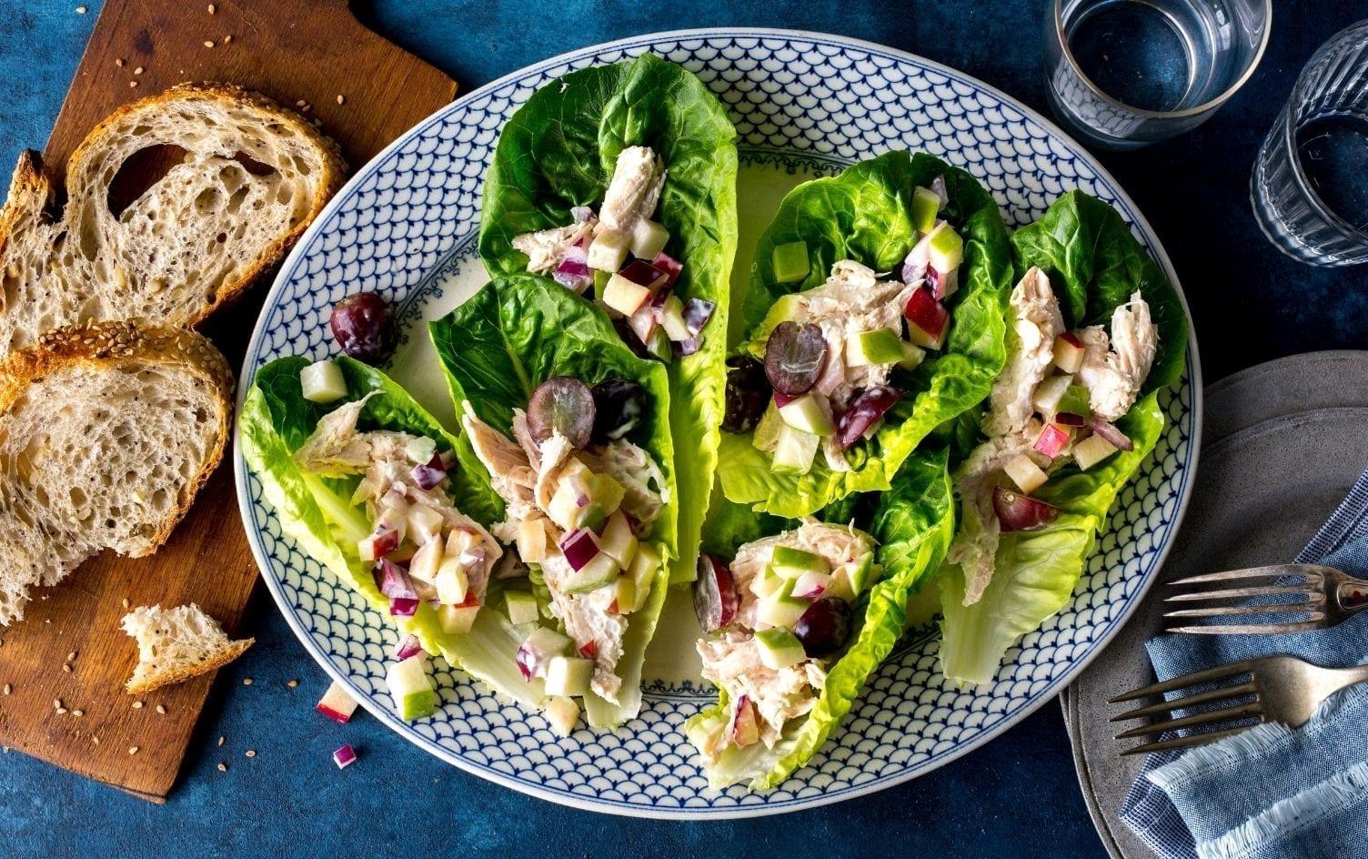 High Protein Chicken Salad