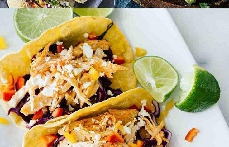 10 Taco Tuesday Recipes Under 350 Calories