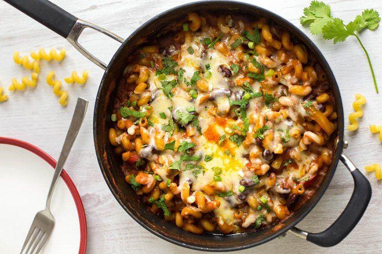 one-pot-vegetarian-chilli-mac-5