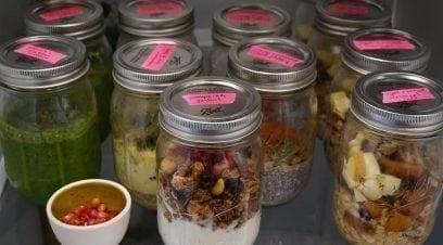 5 Make-Ahead Mason Jar Breakfasts