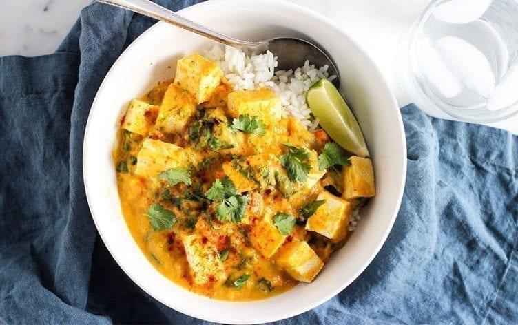 Vegan Pumpkin Curry   Recipe
