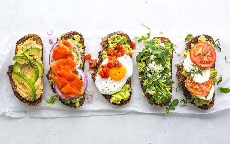 5 Riffs on Avocado Toast Under 300 Calories