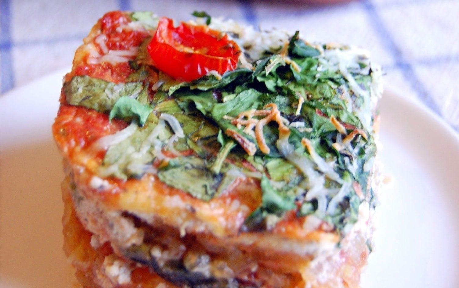 Spaghetti Squash Lasagna | MyFitnessPal