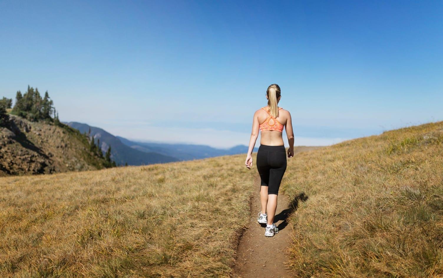 Walk in the Fat-Burning Zone to Blast Belly Fat | Walking | MyFitnessPal