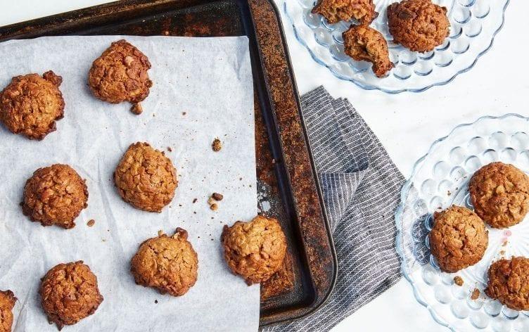 Honey-Sweetened Baklava Cookies