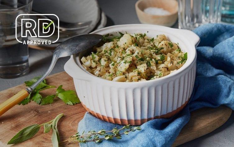 Cauliflower-Sage Stuffing