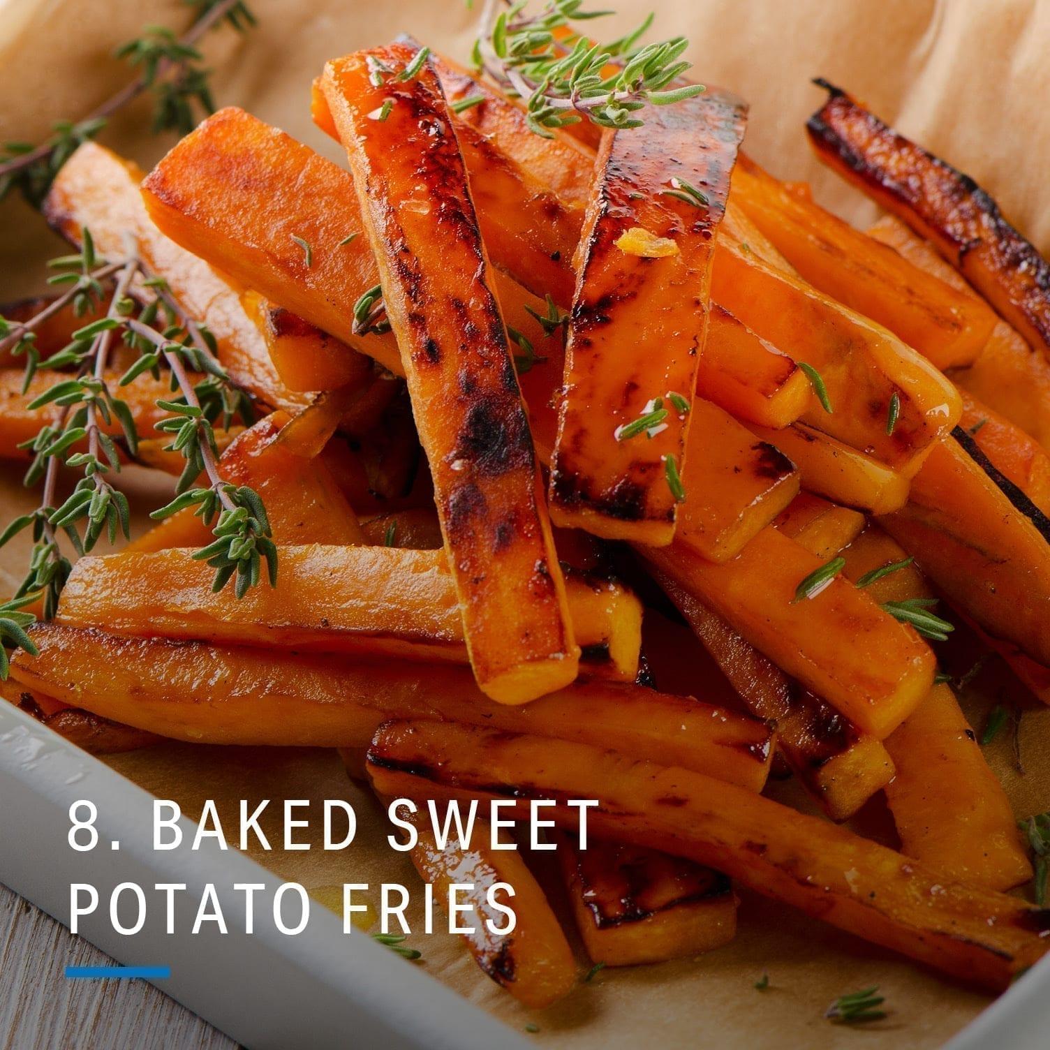 10 Foods to Curb Salty Cravings