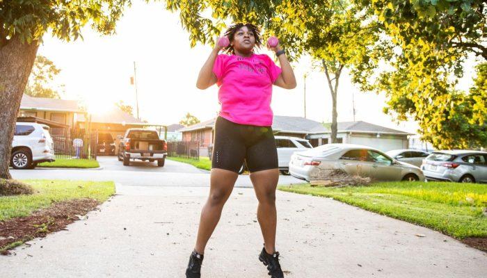 20-Minute Full-Body Dumbbell Workout